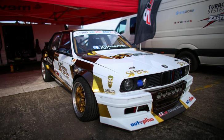 BMW M3 Turbo/Andriaus Lauciaus nuotrauka
