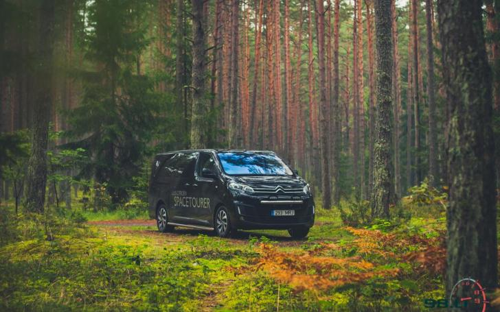 Citroen SpaceTourer Business VIP