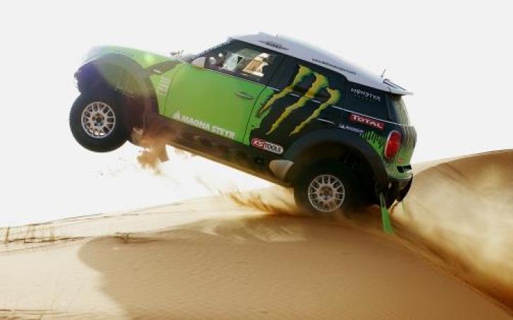 Dakaro ralis 2013 finišas
