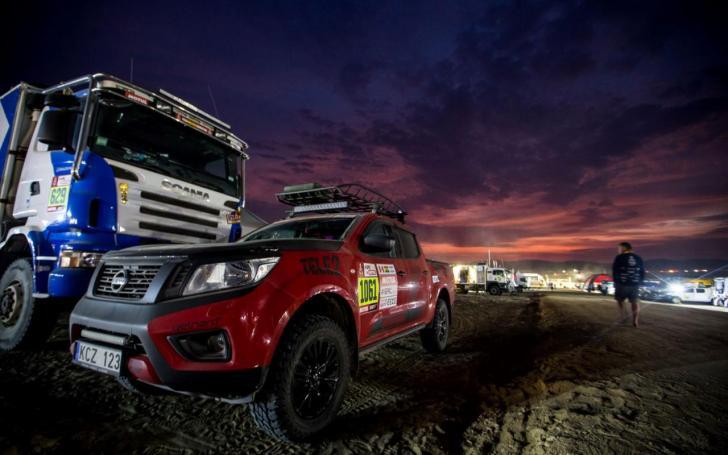 Dakaro ralis2018/Andriaus Lauciaus nuotrauka