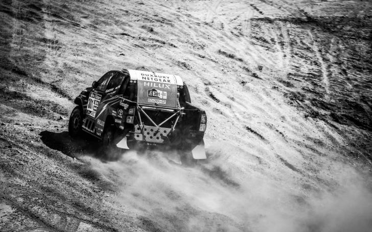 Dakaro ralis 2016/Edgaro Buiko nuotrauka