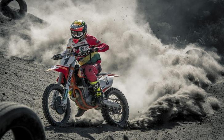 Dakaro ralis/Enrique Espinoza - Red Bull Content Pool nuotrauka