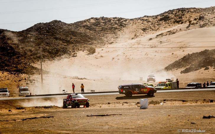 Dakaro ralis/#iGo2Dakar nuotrauka