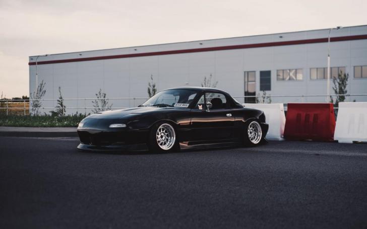Mazda Miata/Gabrielės Naciūtės nuotrauka