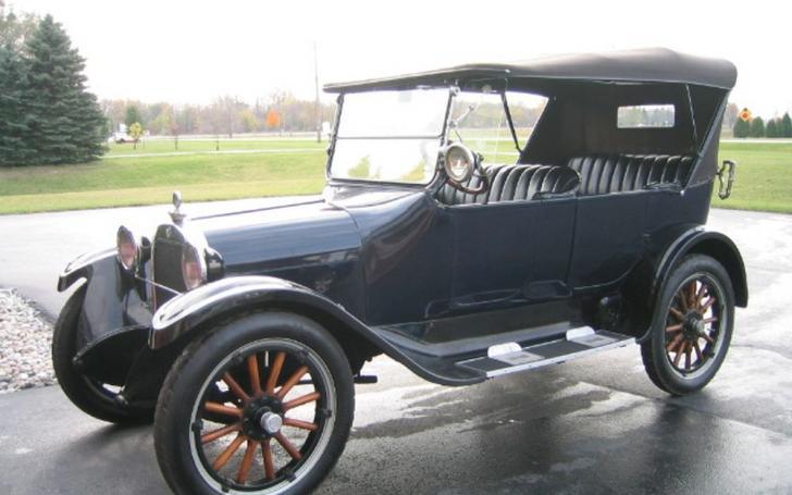 1922 m. Dodge Brothers 30
