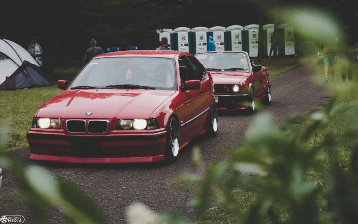 BMW E36 Compact/Butomis Media nuotrauka