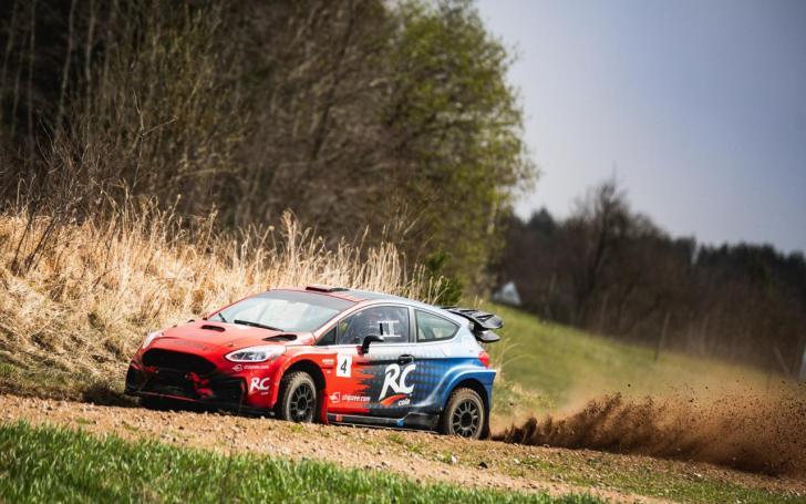 Rally Cup Ignalina/Egidijaus Babelio nuotrauka
