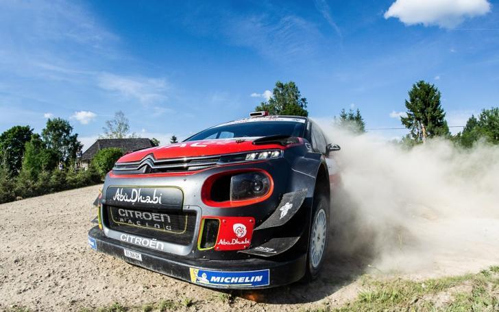 Rally Estonia 2018/Ryčio Šeškaičio nuotrauka