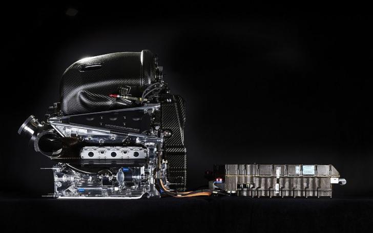 Mercedes-AMG F1 W07 Hybrid