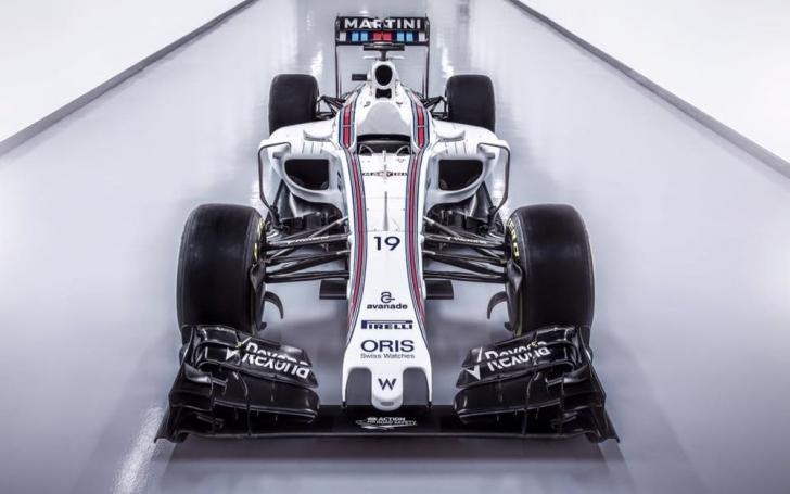 Williams Mercedes FW38