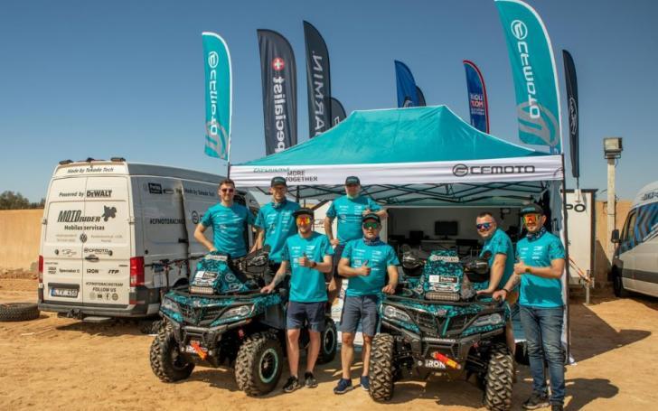 Fenix Rally 2021/Mariaus Kunigiškio nuotrauka