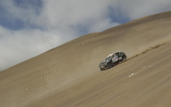 Dakaro ralis 2014