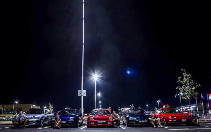 Honda Prelude/Stock Photography nuotrauka