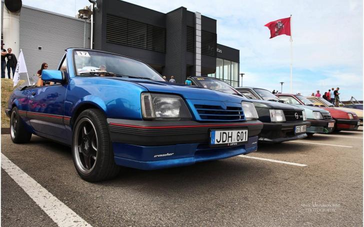 Opel/Ievos Klenauskaites nuotrauka