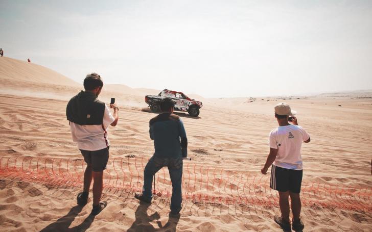 Dakaro ralis 2018/Edgaro Buiko nuotrauka
