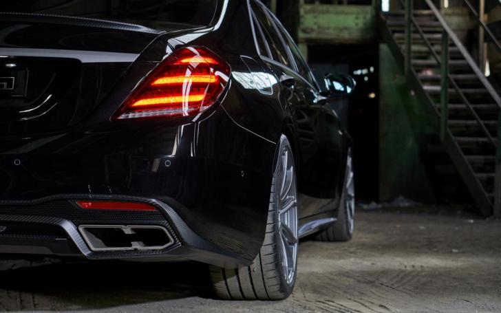 IMSA Mercedes-AMG S63