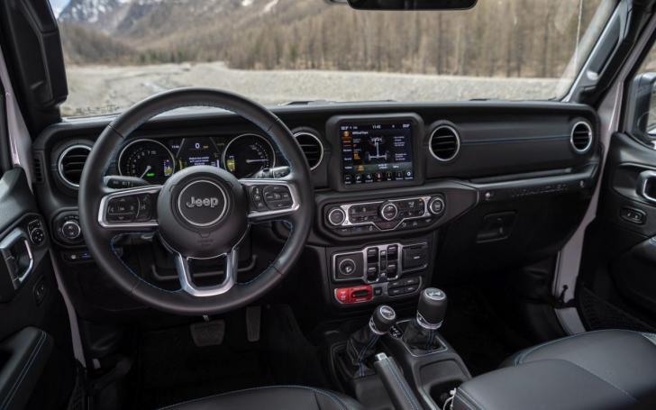 Jeep Wrangler 4xe/Stellantis nuotrauka