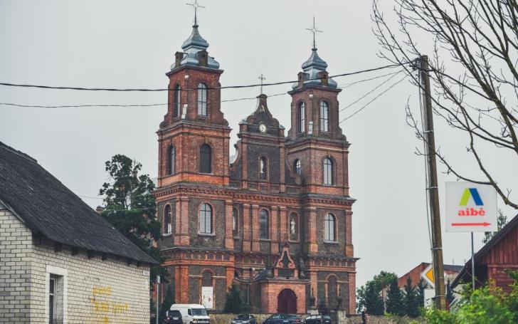 Turgelių gyvenvietės bažnyčia