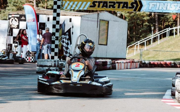 Nacionalinės vairuojančių moterų varžybos 2020/Jurgos Anusauskienės nuotrauka