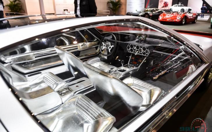 Lamborghini Marzal/Vytauto Pilkausko nuotrauka
