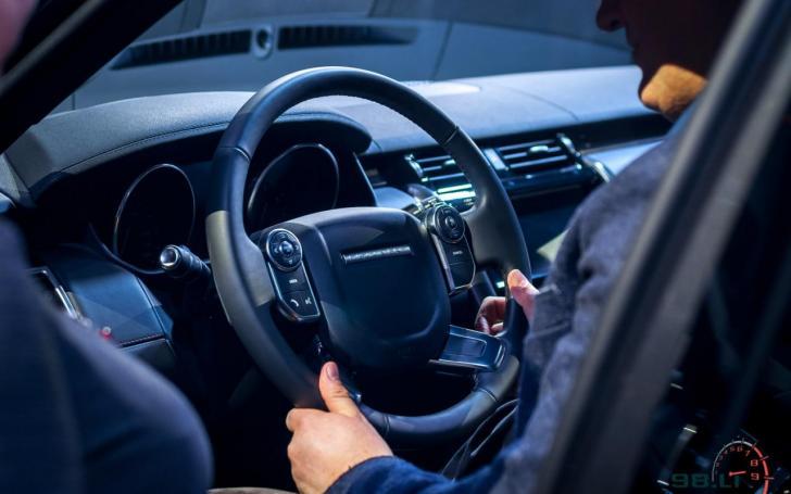 Land Rover Discovery/Vytauto Pilkausko nuotrauka