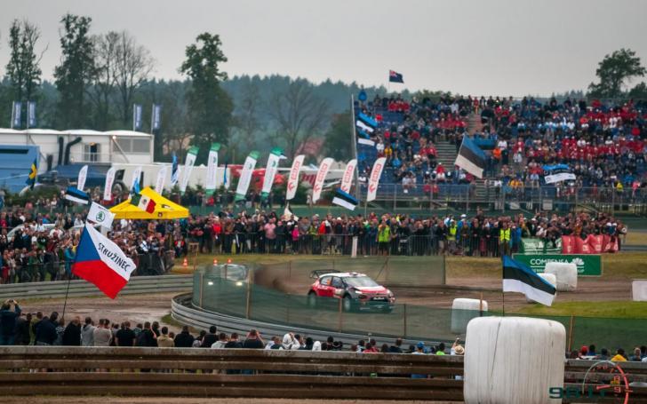 Lenkijos ralis 2017/Vytauto Pilkausko nuotrauka