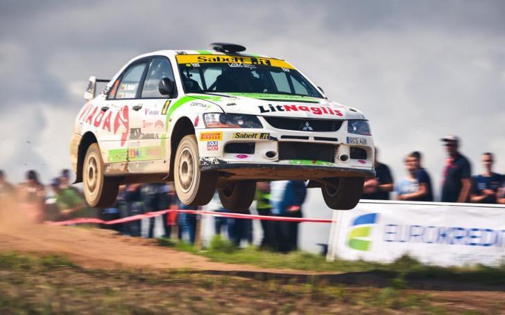 Lietuvos ralis/VPP Motors nuotrauka
