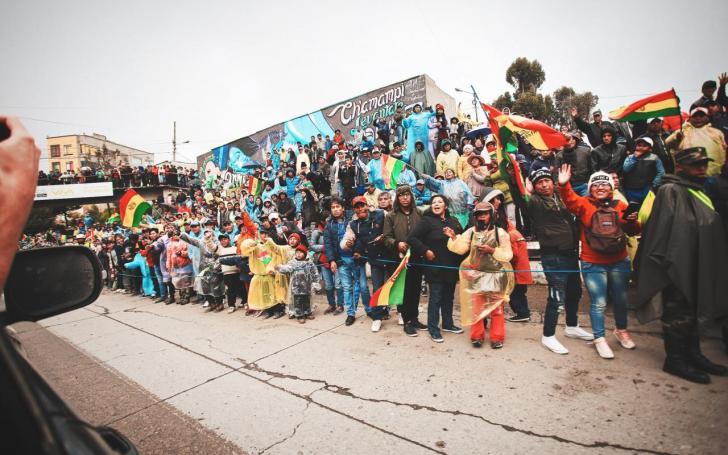 Boliviečiai/Edgaro Buiko nuotrauka