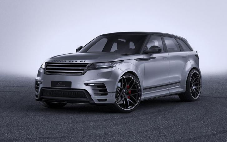 Range Rover Velar Lumma Design
