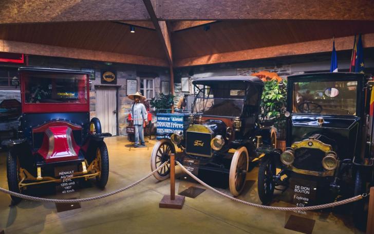 Manoir de l'automobile/VPP Motors nuotrauka