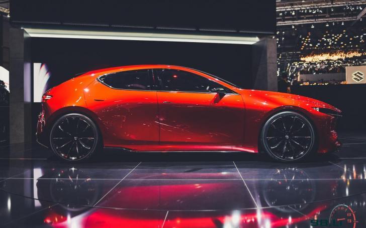 Mazda Kai konceptas/Vytauto Pilkausko nuotrauka