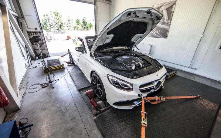 Mercedes-AMG S63 AMG