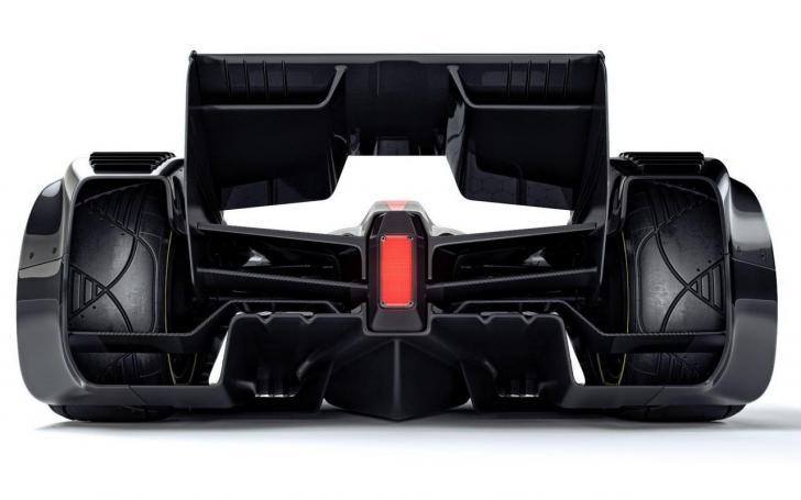 McLaren MP4-X Concept/Gamintojo nuotrauka