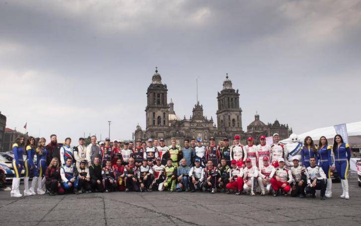 Meksikos ralis 2017/Jaanus Ree-Red Bull Content Pool nuotrauka