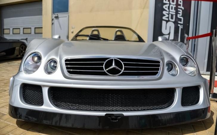 Mercedes-Benz CLK GTR Roadster No. 6