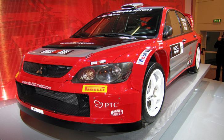 Mitsubishi Lancer Evo IX WRC