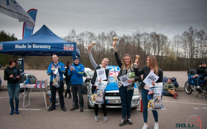 Moterų slalomas/Vytauto Pilkausko nuotrauka