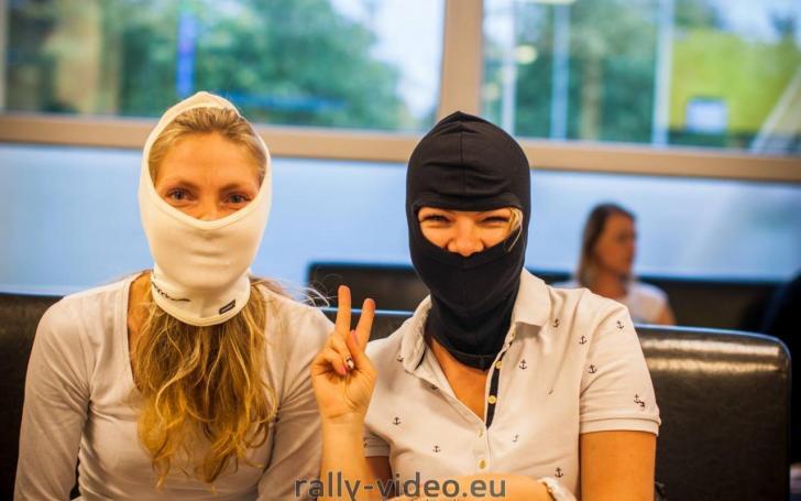Moterys Kartlande/Justo Lengvino nuotrauka