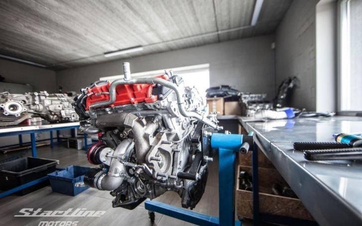 Nissan GT-R/Startline Motors nuotrauka