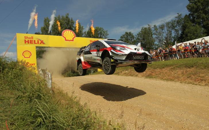 Rally Estonia 2018/Ray Poder nuotrauka