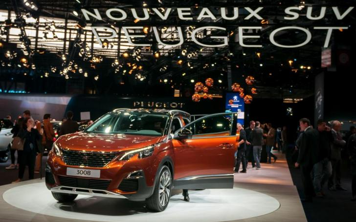 Peugeot 3008/Vytauto Pilkausko nuotrauka