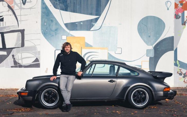 Porsche 911 (930) Turbo/Vytauto Pilkausko nuotrauka