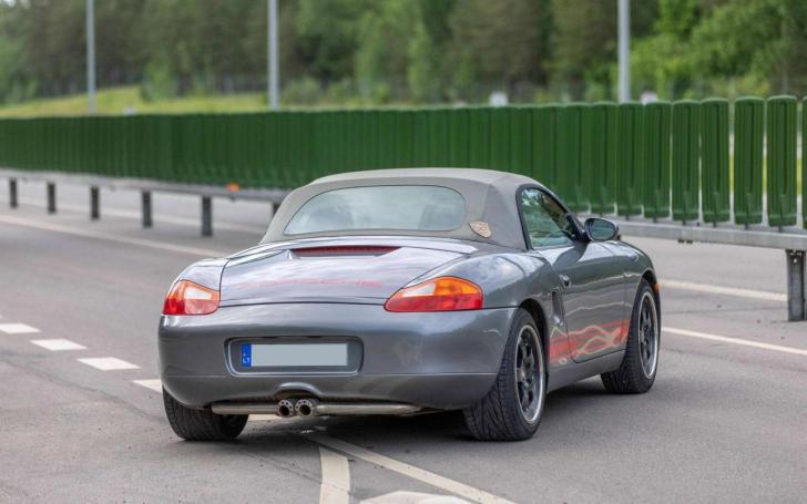 Porsche Boxster/Autoplius.lt nuotrauka