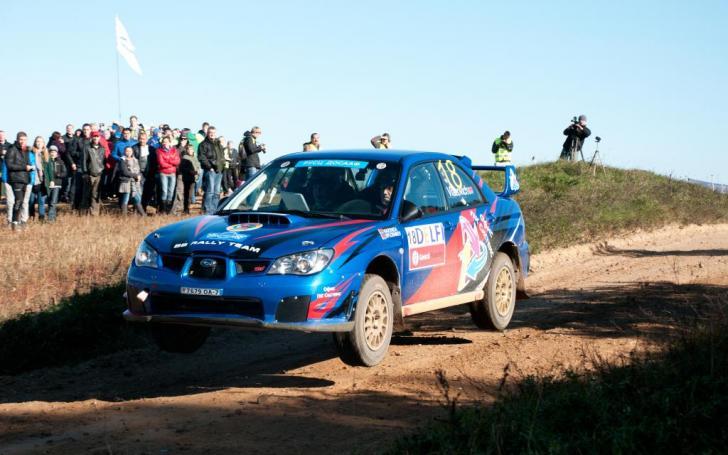 Rally Classic Druskininkai 2013