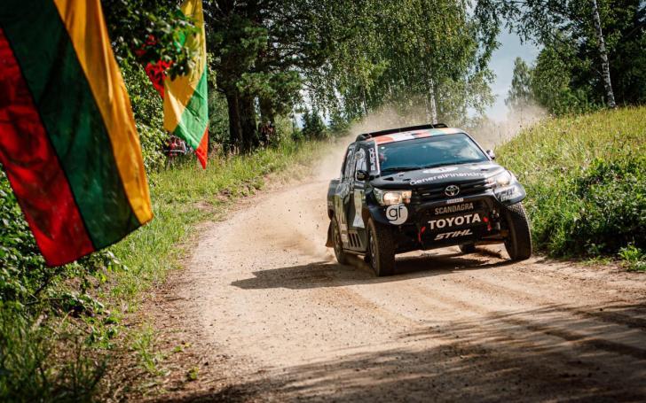 Rally Estonia 2019/Ryčio Šeškaičio nuotrauka