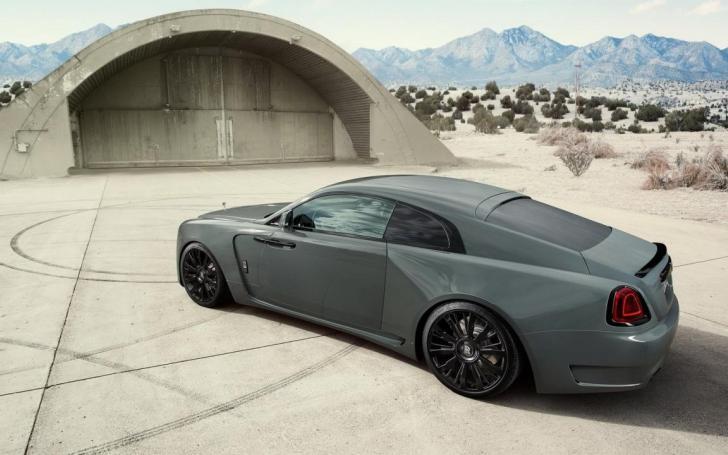 Rolls-Royce Wraith Spofec