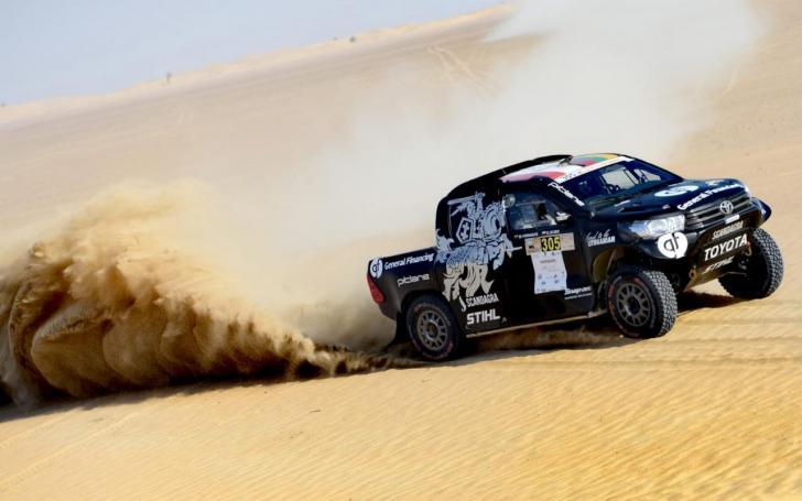 Dubai International Baja 2019/Ryčio Šeškaičio nuotrauka