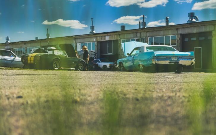 Spring Break Meet 2018/Vytauto Pilkausko nuotrauka