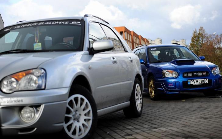 Subaru Dyno Day/Jolantos Iselionienės nuotrauka