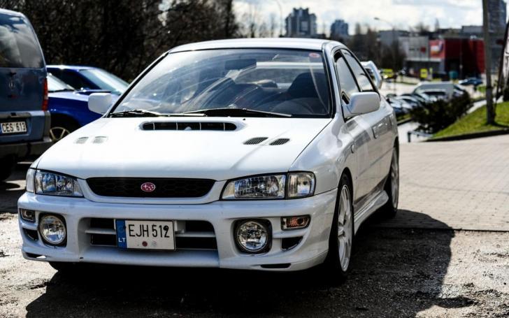 Subaru Dyno Day 2017/Subaru Klubo nuotrauka